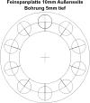 Zeichnung Bauplan Wooden Generator 1