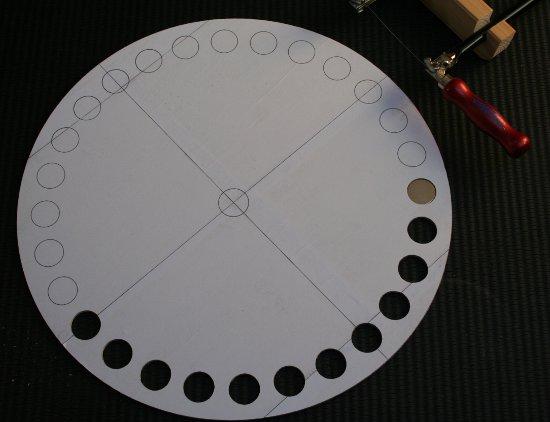 eigenbau scheibengenerator auf kreiss geblatt f r niedrige drehzahlen. Black Bedroom Furniture Sets. Home Design Ideas